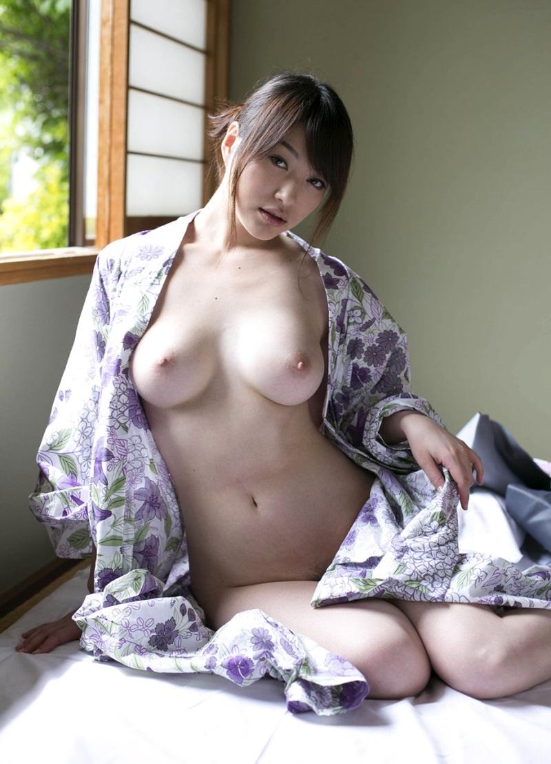 【No.10516】 浴衣ヌード / 星野あかり