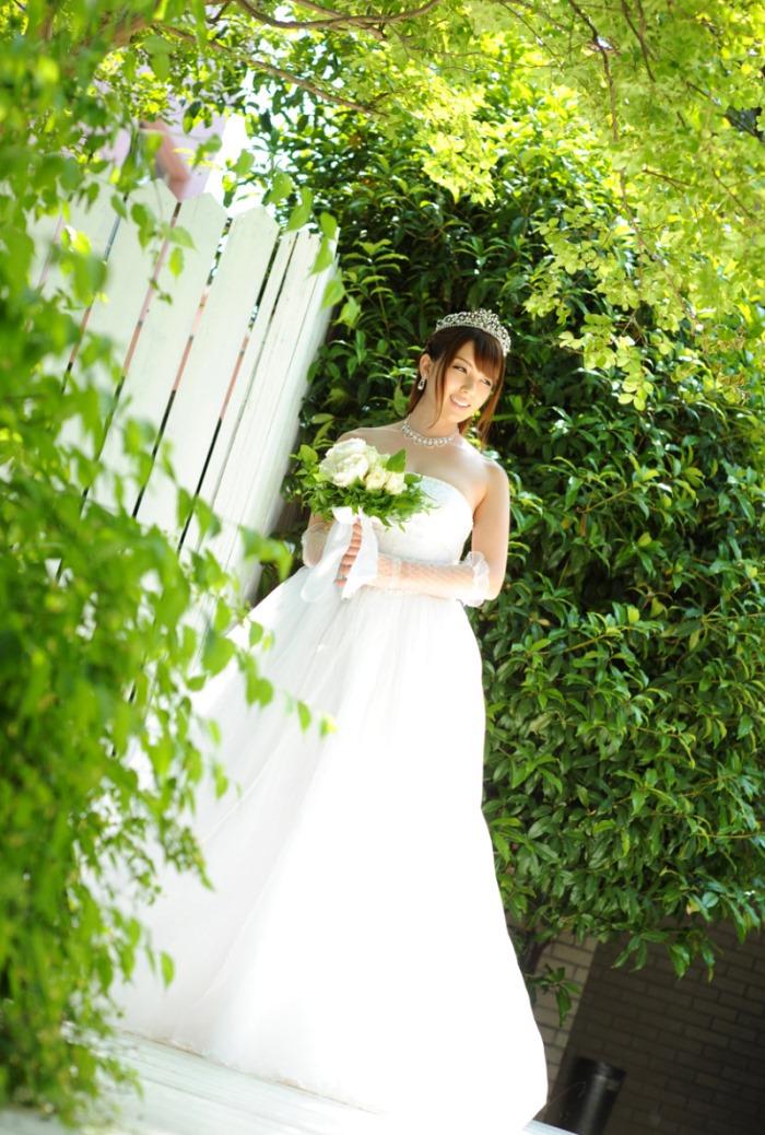 【No.10794】 Wedding dress / 波多野結衣