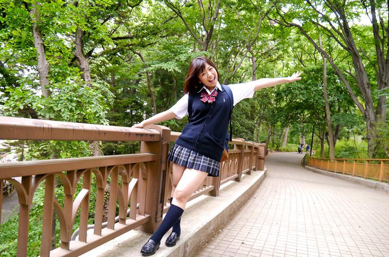 【No.11036】 制服 / 尾上若葉