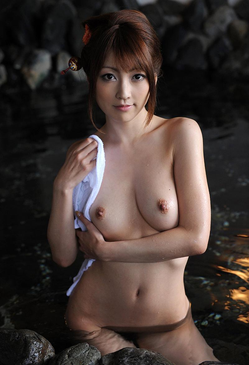 【No.11241】 温泉 / 松島かえで