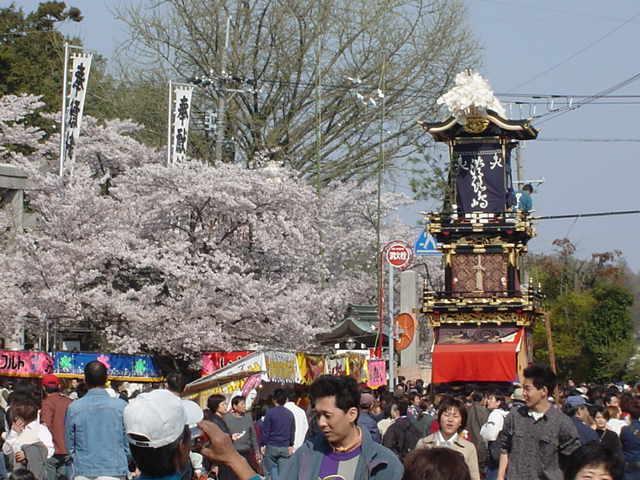 犬山祭り1