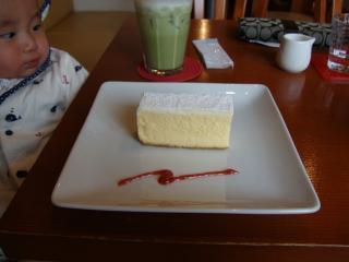 またケーキ!