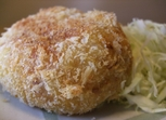 磯部の伯父さんのじゃが芋で作ったコロッケ_20111002 5
