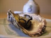 牡蠣の酒蒸し_20120105 4