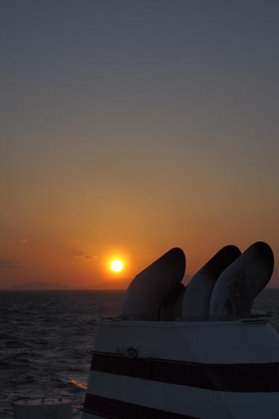 07・夕陽