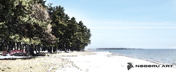 17・萩の浜