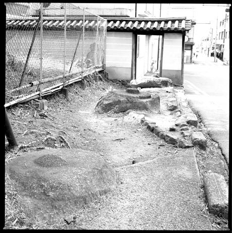 15・焼門跡