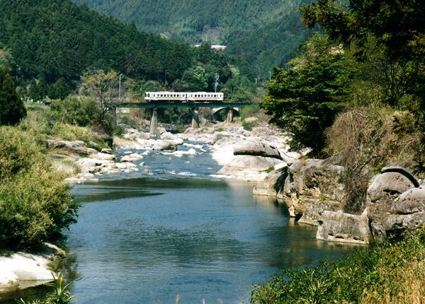 18・鉄橋(伊勢竹原-家城)