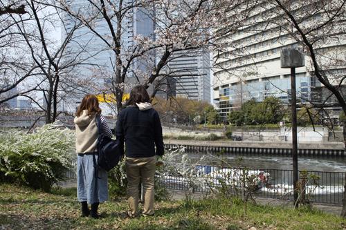 03・水上バスと桜