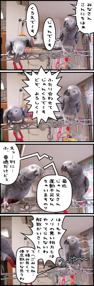 じゃんくろ劇場No.08