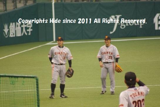 村田選手と阿部さん