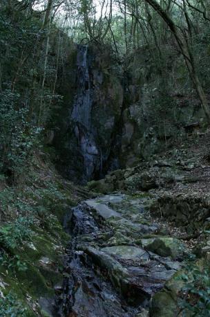 地蔵の滝♪