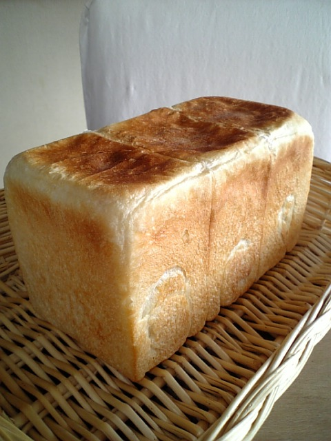 いつもの角食パン