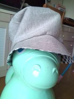 ポルカさん帽子2