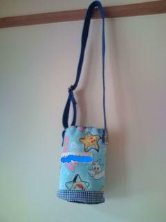 水筒バッグ?