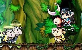 サルの森2