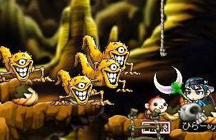 エビルアイの洞窟2