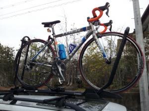 自転車のせると