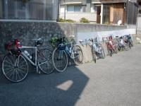 参加者バイク1