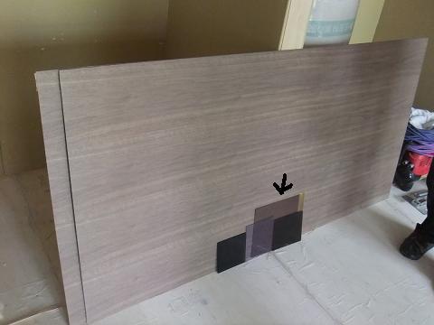 造作テレビドード
