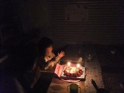 妃咲誕生日ケーキ