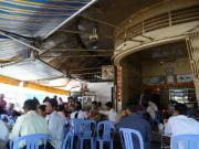 シアヌーク通りの食堂でのランチ1