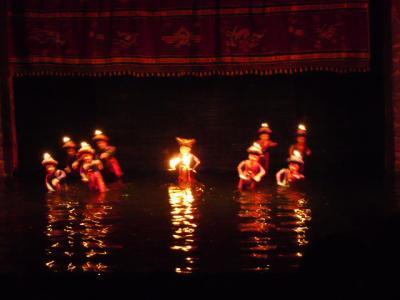ハノイの水上人形劇11