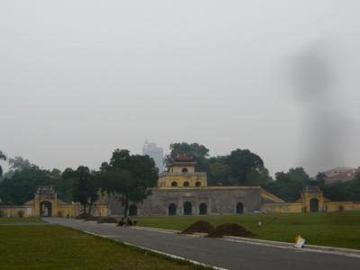 タンロン城跡1