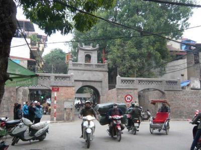 ハノイ旧市街10