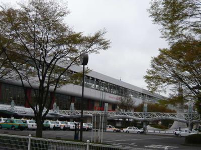 福島市街の観光1