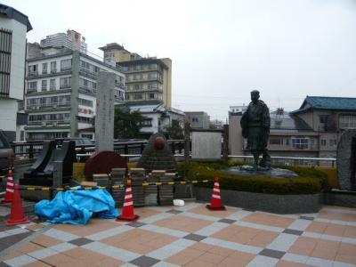 飯坂温泉の日帰り入浴4