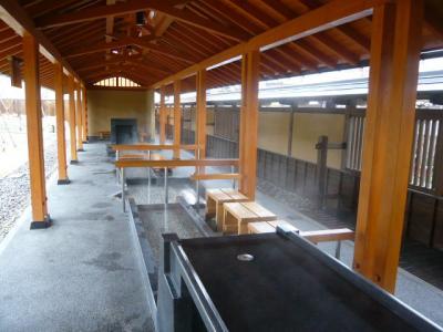 飯坂温泉の日帰り入浴15