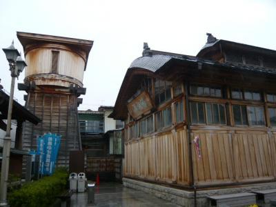 飯坂温泉の日帰り入浴19