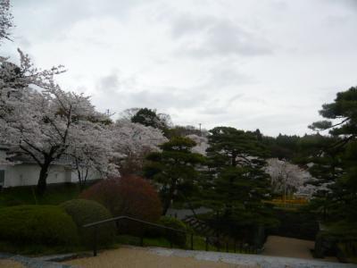 二本松の霞ヶ城公園14