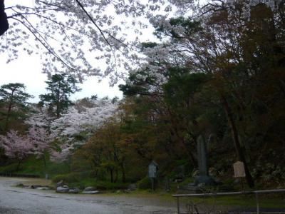 二本松の霞ヶ城公園16
