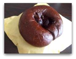チョコベーグル