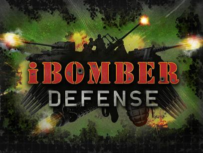 iBomber Defense Title