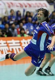ハンドボール日本女子