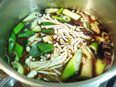 漢方デトックス鍋1