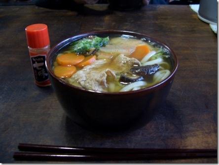 干し椎茸の料理