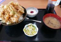 5種かき揚げ天丼
