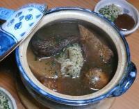 静岡おでん 小鍋で暖めてみる