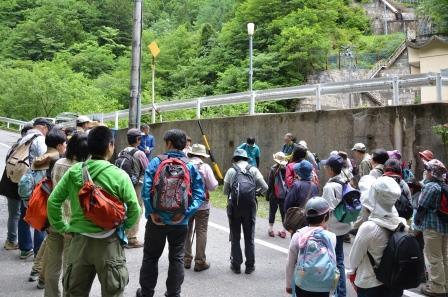 6月22日 中ア観光ロープウェイハイキング 004