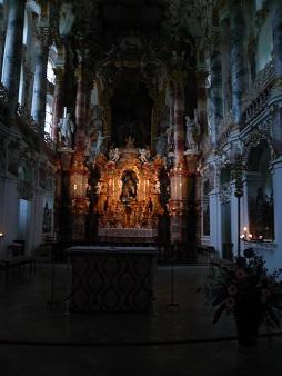 ヴィース教会2