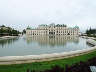 ベルベデール宮殿