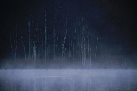 観音沼の夜明け0002