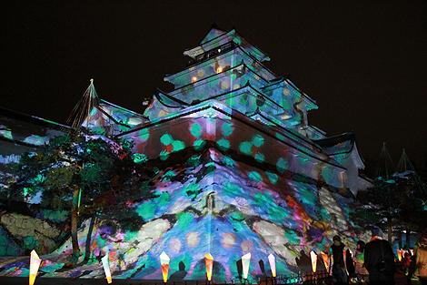会津絵ろうそく祭り 2012 2 10 008