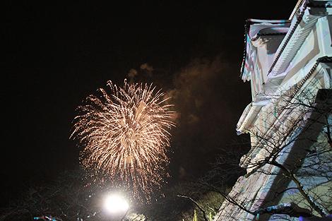 会津絵ろうそく祭り 2012 2 10 010