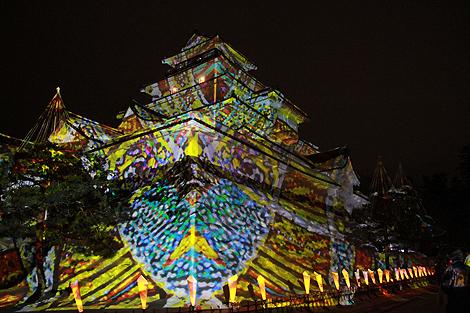 会津絵ろうそく祭り 2012 2 10 007