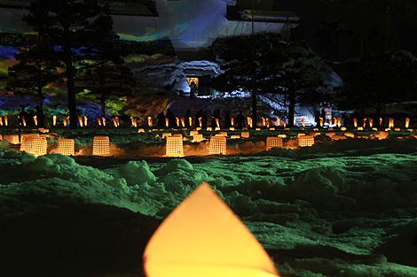 会津絵ろうそく祭り 2012 2 10 006